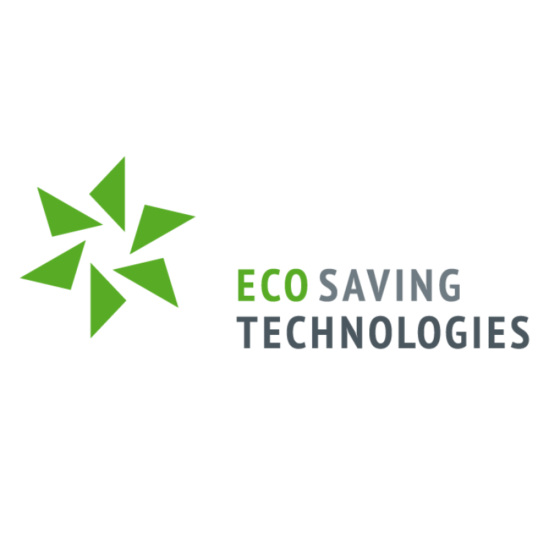 Diseño de logotipo Eco Saving