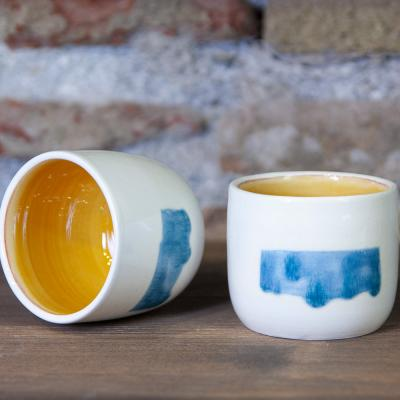 Handmade ceramic cups – pottery in Malaga